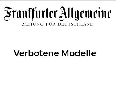 Verbotene Modelle