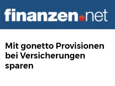 Mit gonetto Provisionen bei Versicherungen sparen